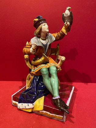Richard III Falconer Porcelain
