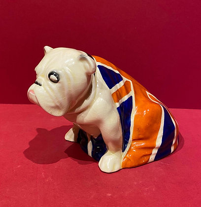 Royal Doulton British Bulldog (1938)