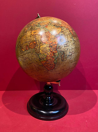 Antique Terrestrial 'Geographical' Globe