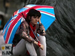 Brexit Exposed the Hysterical 'Pussy' Nature of Modern Young People