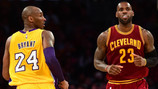 STAN BY ME: KOBE VS. LEBRON
