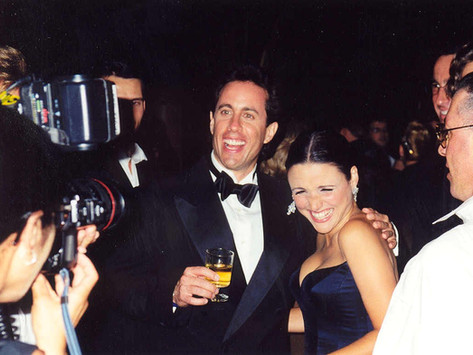 SHE'S OUT OF MY LEAUGE: THE JERRY SEINFELD STORY