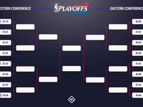 THE NBA PLAYOFFS: THE MOST WONDERFUL TIME OF THE YEAR