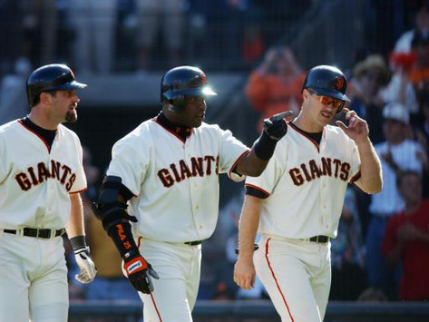 The 2002 Giants and the Monkey on their Backs