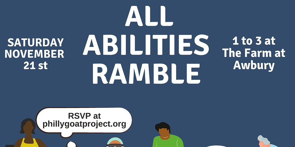 All Abilities Ramble
