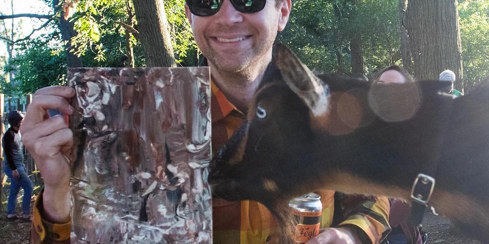 Double Header Goat Happy Hour (round 1)