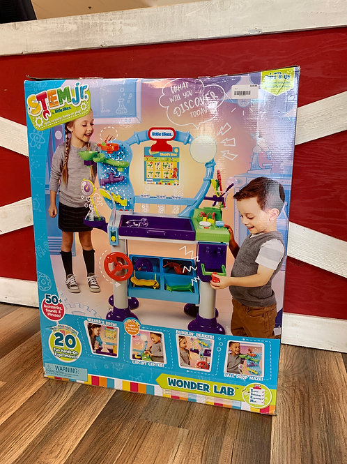Stem Jr. Wonder Lab Playset