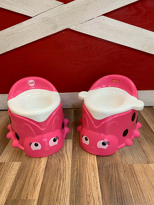 Fisher Price Ladybug Potty Seat