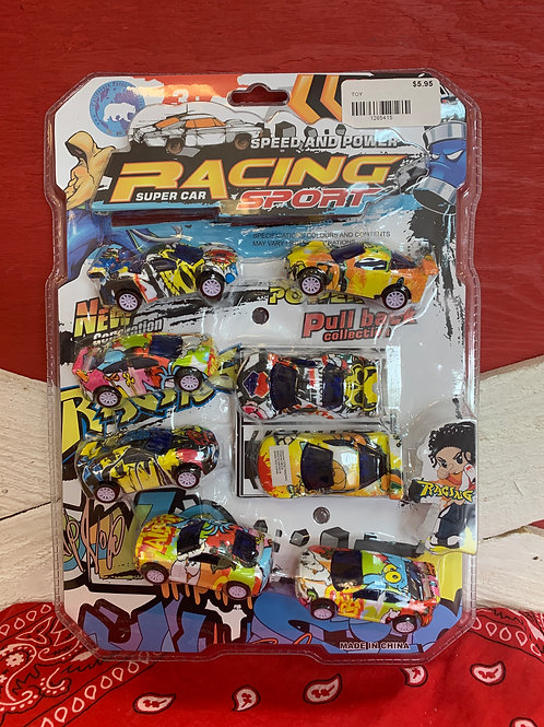 Race Car Playset