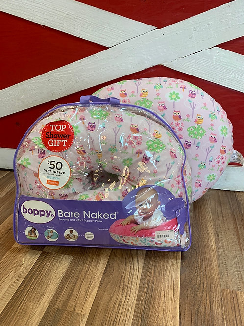 Bobby Bare Naked Feeding and Infant Support Pillow