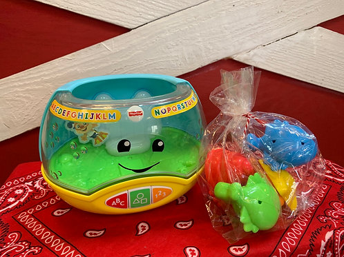 Fisher Price Aquarium Learning Toy