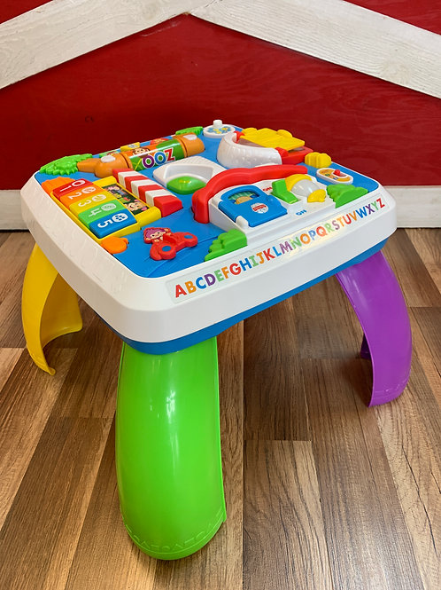 Fisher Price Smart Stages Play Table