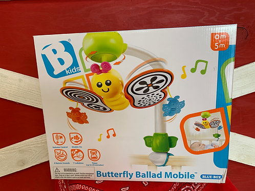 B Kids Butterfly Ballad Mobile