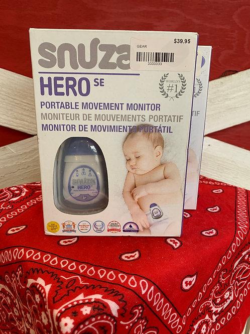 Snuza Hero Portable Movement Monitor