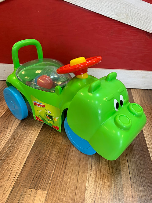 Hungry Hungry Hippos Ride-On Toy