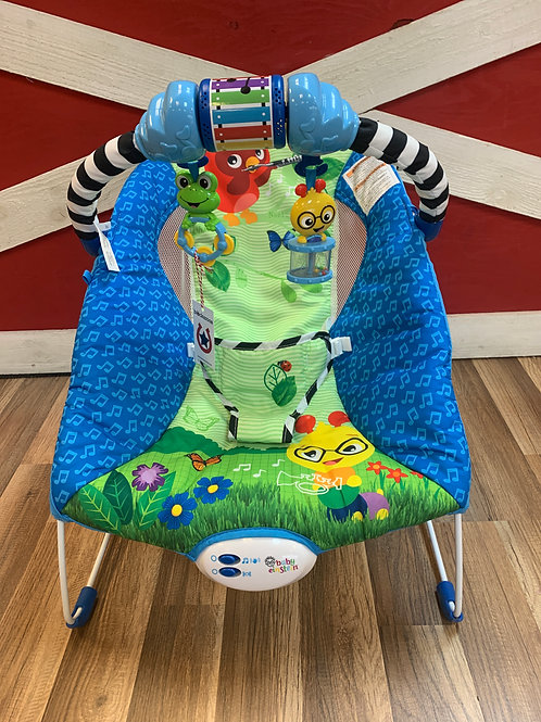 Baby Einstein Vibrating Bouncer