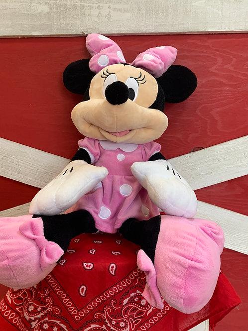 Large Minnie Mouse Plush