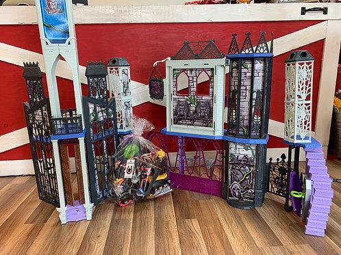 Monsters High Playhouse