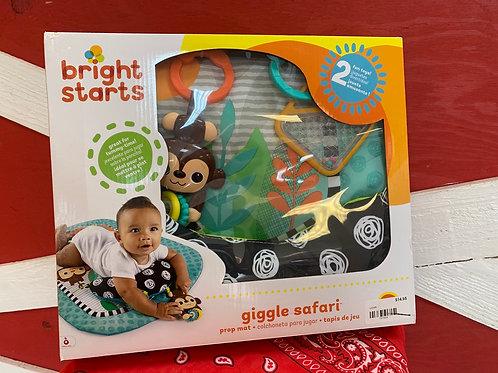 Bright Starts Giggle Safari Prop Mat