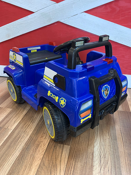 Paw Patrol 6-Volt Power Ride-On Car
