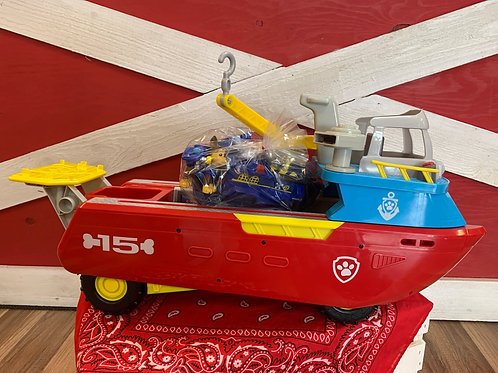 Paw Patrol Sea Rescue
