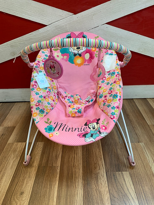 Bright Starts Minnie Mouse Bouncer