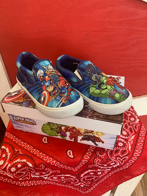 Marvel Superhero Shoes
