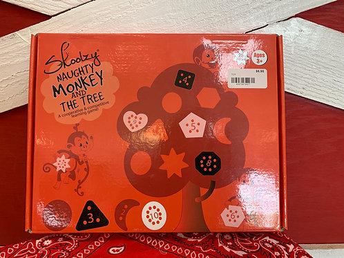 Skoolzy Naughty Monkey and the Tree Game