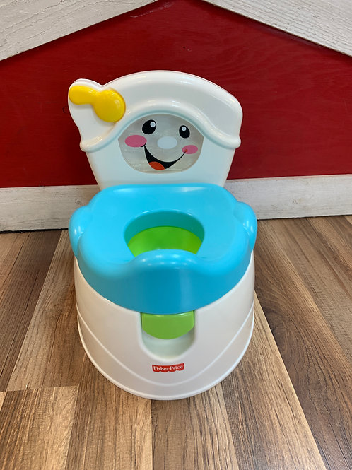 Fisher Price Learn-to-Flush Potty Chair