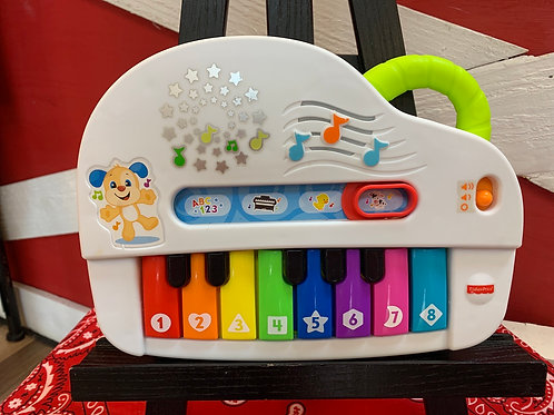 Fisher Price Learning Piano