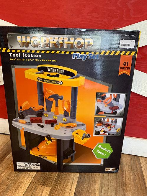 Workshop Playset