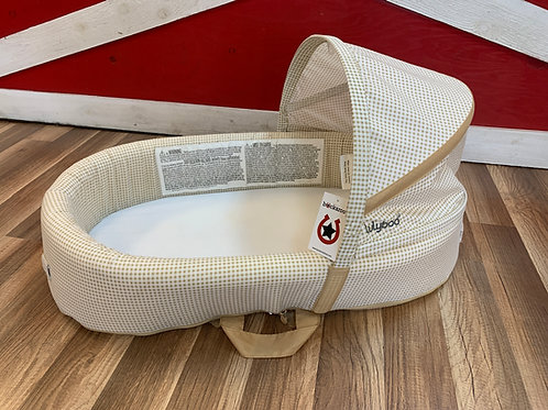 Luluboo Bassinet To-Go infant Travel Bed