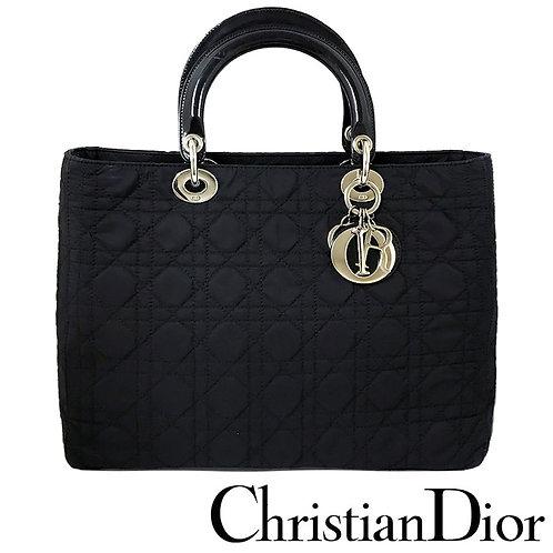 Christian Dior / ディオール【LADY DIOR】レディディオール ハンドバッグ