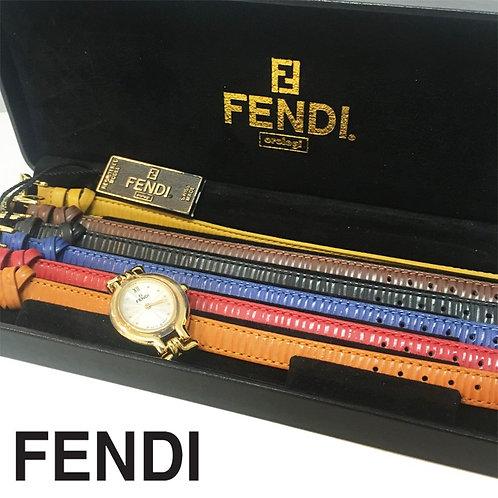 FENDI / フェンディ 640L チェンジベルト 腕時計 6color