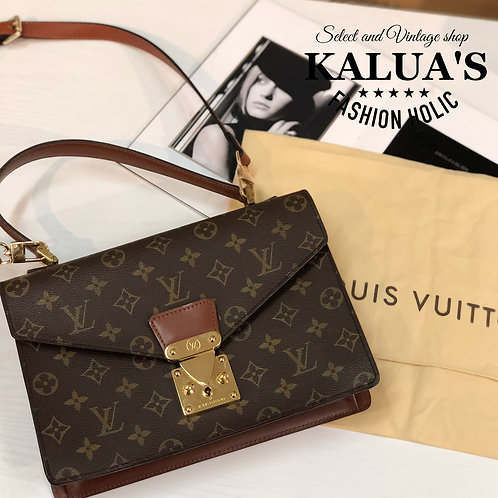 LOUIS VUITTON ルイヴィトン モノグラム2WAY バッグconcorde