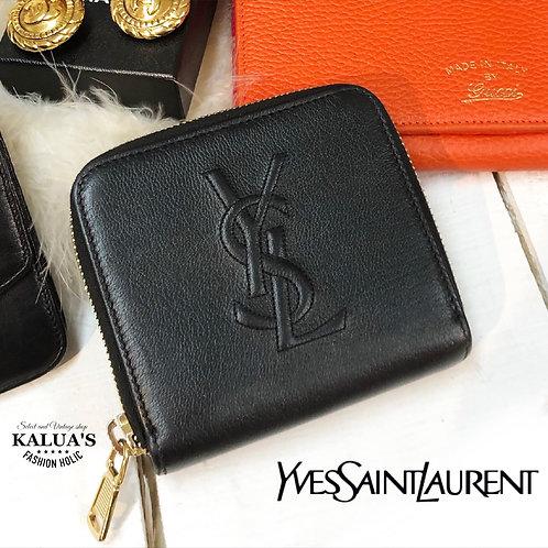 Yves Saint Laurent/イヴサンローランコンパクト財布