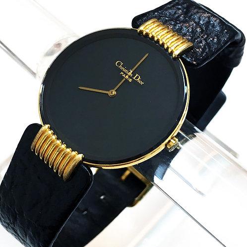 Christian Dior / クリスチャンディオール ブラックムーン 腕時計