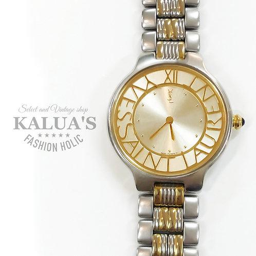 Yves Saint Laurent/イヴサンローランサークル腕時計【10%OFF】
