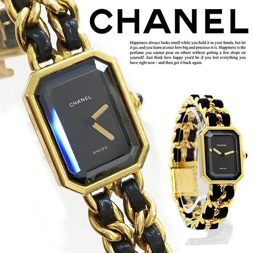 CHANEL/シャネル プルミエール Lサイズ 腕時計 premiere watch