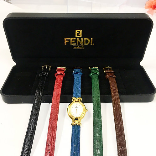 FENDI / フェンディ チェンジベルト レディースウォッチ 腕時計 5colors