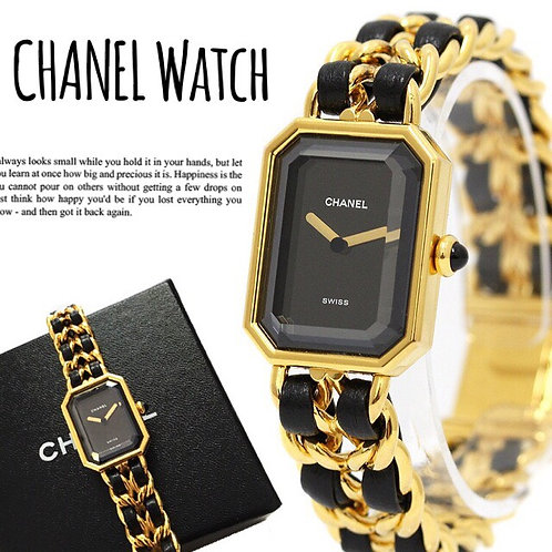 CHANEL/シャネル プルミエール Mサイズ 腕時計 premiere watch