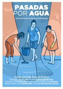 Pasadas por agua, de Rodrigo Gastiaburo - Paraguay