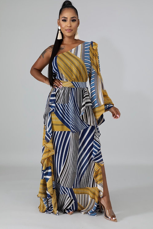 Chayil Maxi Dress
