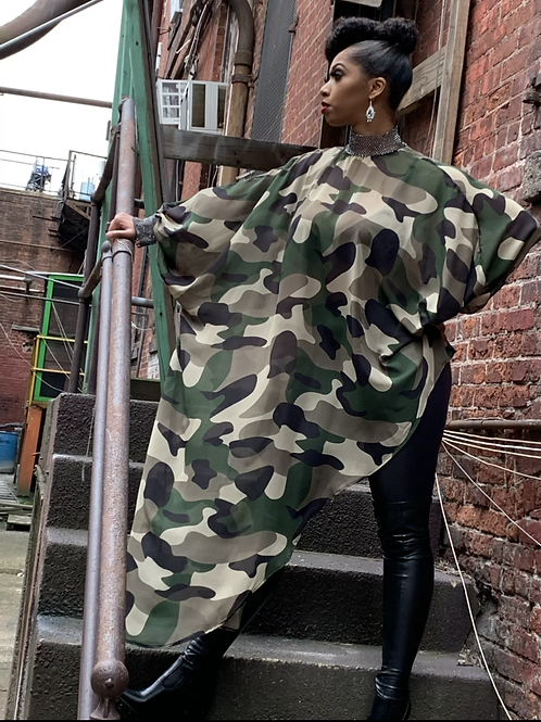 """It's War"" Dress|Top"