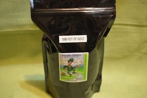 KLINKY'S 3 LB PAY DIRT 1896 POT OF GOLD BAG