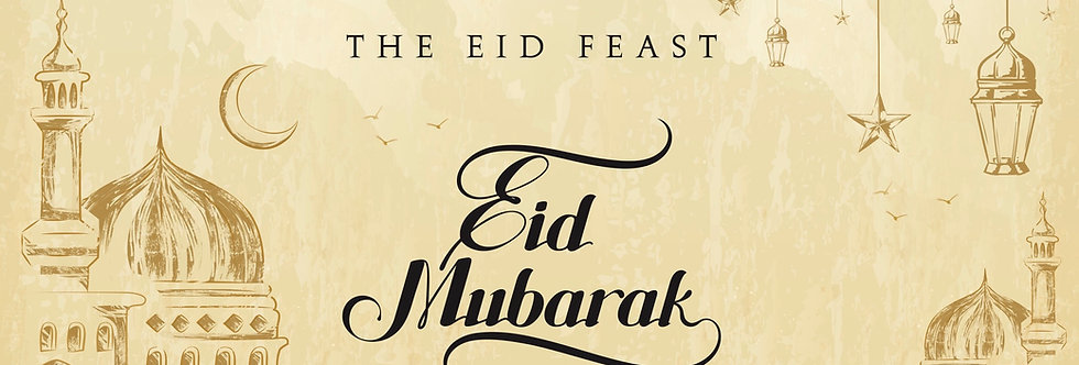 The Eid Feast - Eid Day Collection (Evening)