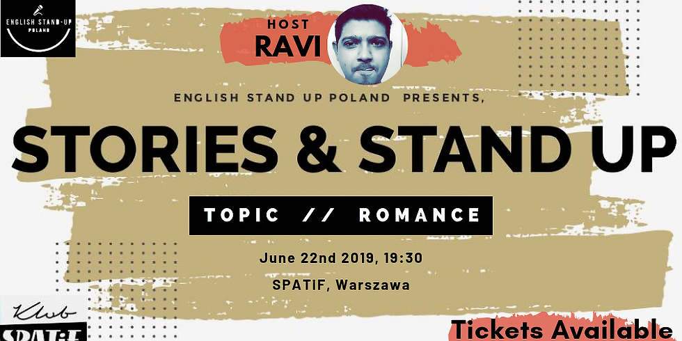 Stories & Stand-up : ROMANCE