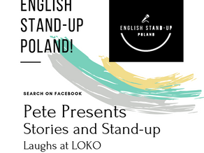 English Stand-Up guide in Warsaw.