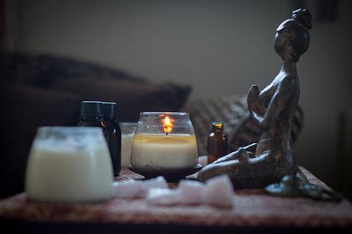 Large Diaga (Divine) Full Moon Candle
