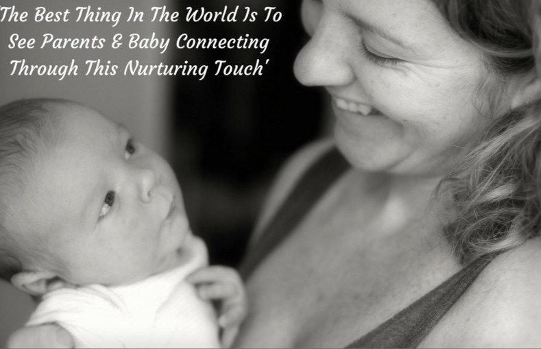 Postnatal and Infant Massage Session